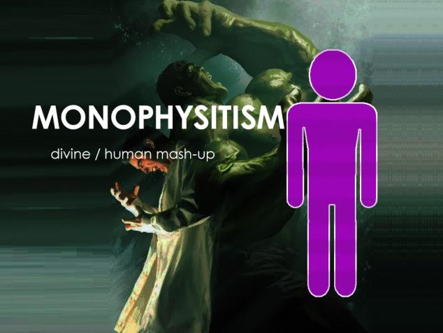 3 Monophysitism